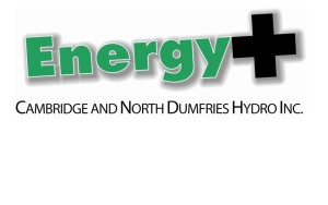 Cambridge and North Dumfries Hydro Logo