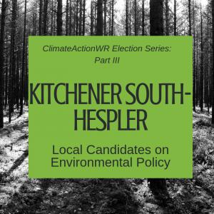 Kitchener South-Hespler